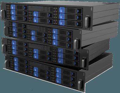 4 servers
